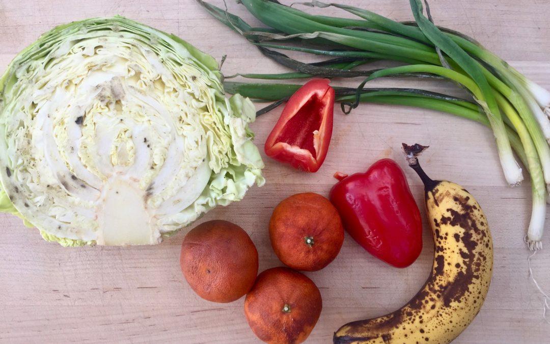 7 formas para reducir el desperdicio de comida