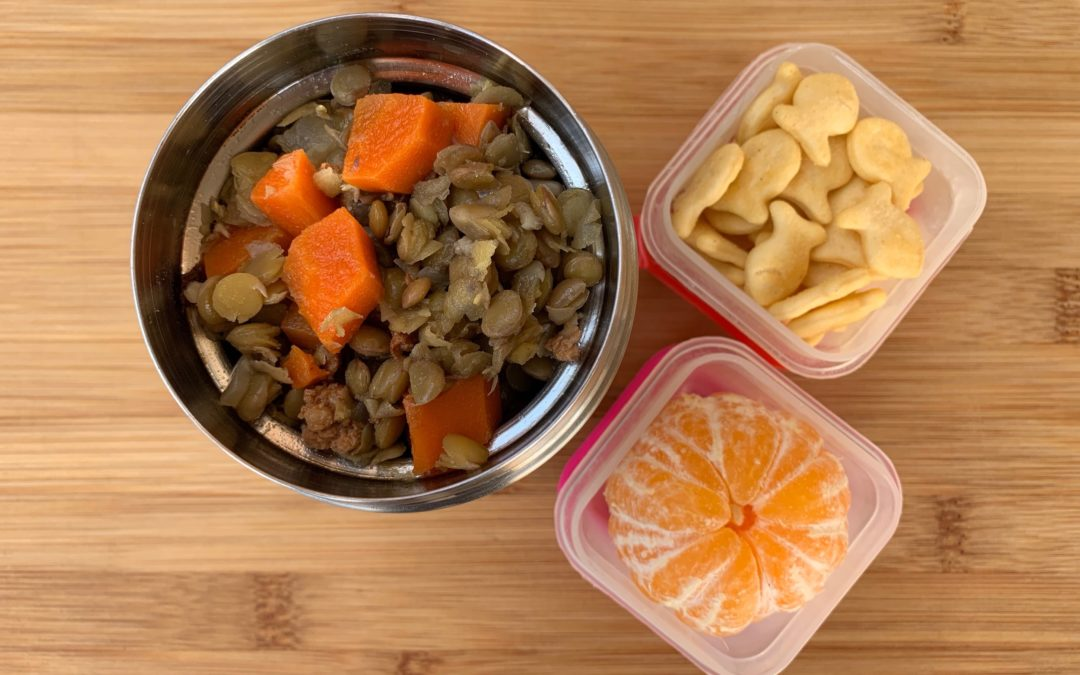 A Week of Hot Lunches to Pack for School